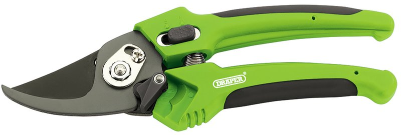 Soft Grip Bypass Pattern Secateurs (200mm) – Now Only £6.29