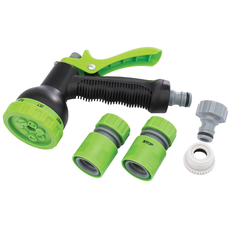 Spray Gun Kit (5 Piece) – Now Only £5.41