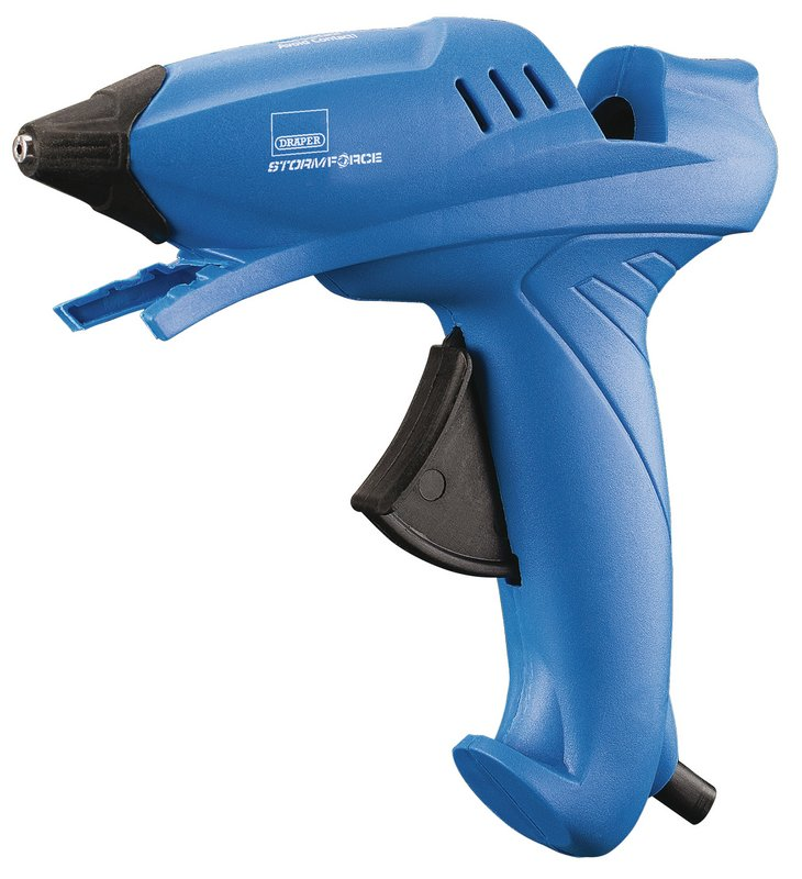 Storm Force® Glue Gun with Six Glue Sticks (100W) – Now Only £8.41