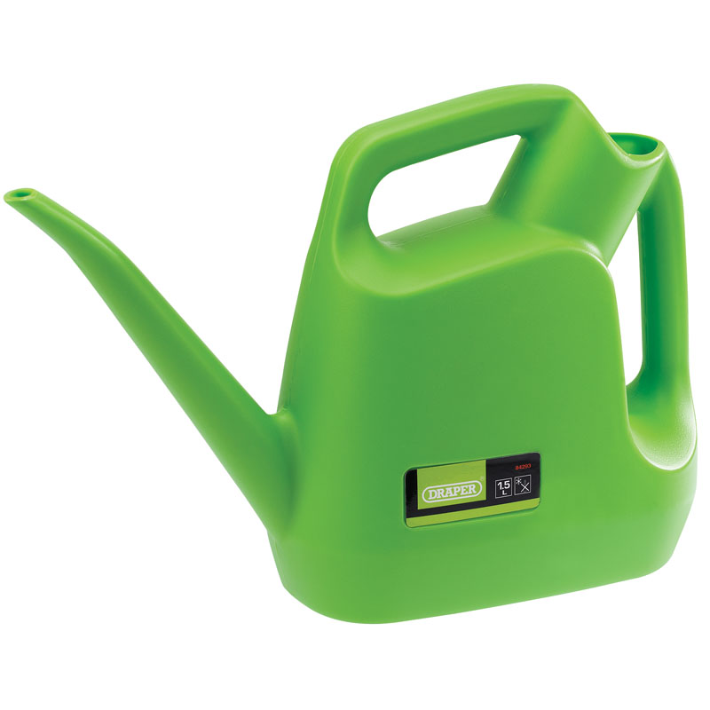 Plastic Watering Can (1.5L) – Now Only £6.00