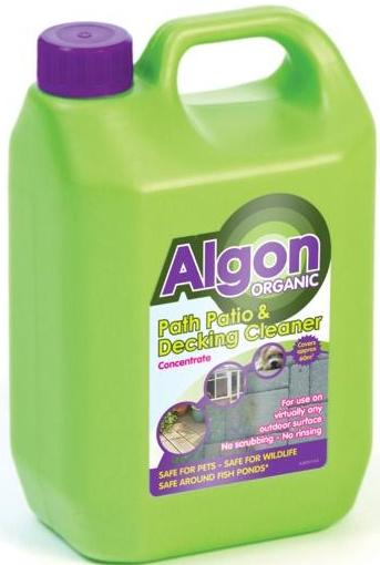 Organic Path Patio & Decking Cleaner 2.5L – Now Only £7.00