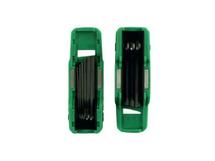 Folding Hex Key Set - 9 Piece  – Now Only £7.00
