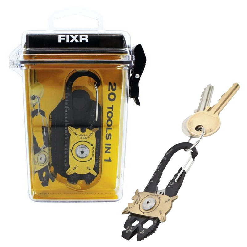 True Utility FIXR - 20 in 1 Multi tool   – Now Only £10.00