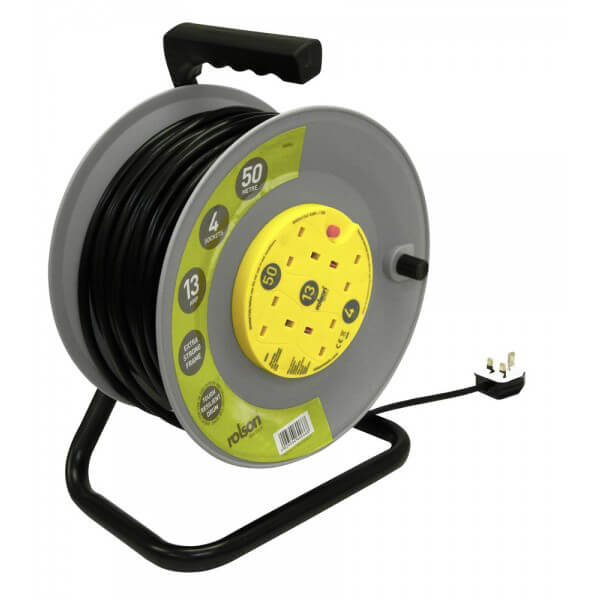 50m Extension Reel – Now Only £45.00